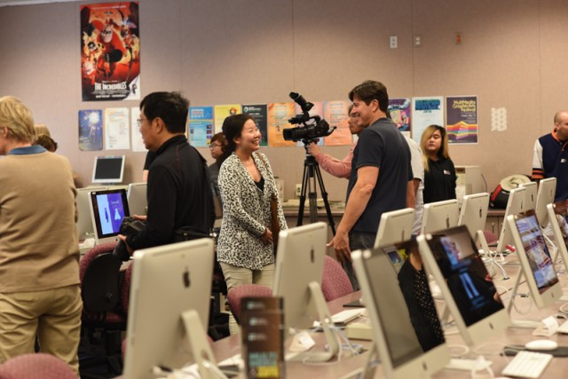 Ohlone College Multimedia and Graphic Arts Festival